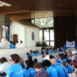 Externato Diocesano peregrinou a Fátima: Mary Frei 2017