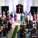 """D. José Ornelas marcou presença na última representação do musical """"O Nazareno"""""""