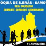 Paróquia do Samouco organiza Caminhada Solidária