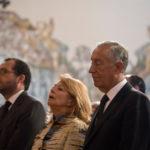 Presidente da República participou na Missa de sétimo dia de D. Manuel Martins