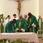 Pragal recebeu novo pároco na celebração dos 40 anos da Paróquia