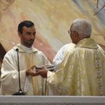 Padre David Caldas tomou posse em Vale de Figueira