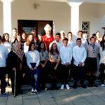 """Quinta do Conde: D. José Ornelas crismou 19 novos """"cuidadores da humanidade"""""""