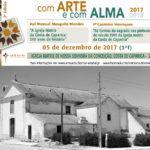 """""""Com Arte e com Alma"""" na igreja matriz da Costa de Caparica"""