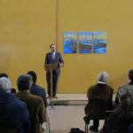 Centro Social Paroquial D. Manuel Martins acolheu e organizou a inauguração da Universidade Popular Empenho e Arte