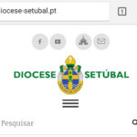 Diocese apresentou website renovado e novo brasão