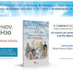 Novo livro do Padre Marco Luís será apresentado no Seminário de Almada