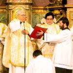 Seminarista João Duarte instituído Leitor