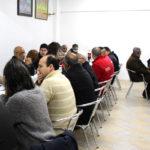 Almoço solidário uniu muçulmanos e católicos à mesma mesa