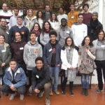 Jovens em Convívio Fraterno redescobrem felicidade que vem de Jesus
