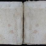 Livro do mês do Centro de Documentação: Inventário da Confraria de Nª Sr.ª da Conceição,1740-1825