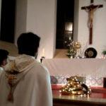 Jovens de Palhais em noite de Adoração