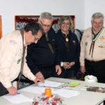 Fraternidade Nuno Álvares elegeu novos órgãos regionais