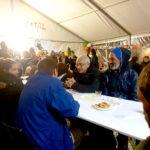 Cáritas Diocesana organizou jantar com os sem-abrigo