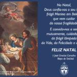 """Mensagem de Natal de D. José Ornelas: """"Acolher e cuidar das fragilidades"""""""