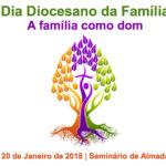 Dia Diocesano da Família: 20 de janeiro no Seminário de Almada