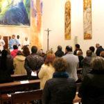 Cristo Rei festejou passagem do ano em ambiente cristão