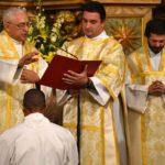 Seminarista Cláudio Rodrigues foi instituído Leitor em dia festivo no Seminário de Almada