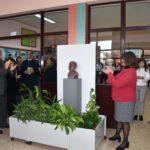 Escola Secundária D. Manuel Martins inaugurou busto do seu patrono