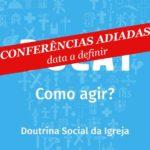 """[Adiado] Conferências Quaresmais na Cova da Piedade inspiradas no """"DOCAT"""""""