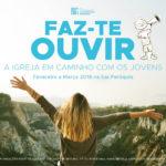 """Pastoral da Juventude lança questionário aos jovens: """"Faz-te ouvir!"""""""
