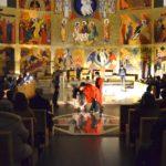 Via Sacra Jovem contou com testemunhos de catorze famílias