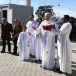 Paróquia de Pegões recebeu D. José Ornelas para inaugurar salas de catequese