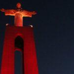 Cristo Rei de vermelho lembrou perseguição aos cristãos numa jornada de oração