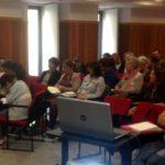 """""""Catequese e Comunidade"""" foi o tema do encontro formativo de Fevereiro para os coordenadores de catequese"""