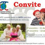 LOC/MTC: Encontro de Avós e Retiro de Quaresma são as próximas atividades