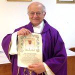 Padre Pedro Cerantola celebrou bodas de ouro sacerdotais