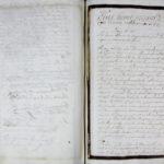Livro do mês do Centro de Documentação: Livro dos Acórdãos e Eleições da Irmandade do Sr. Jesus da Via-Sacra e Nª Sr.ª da Graça, 1772-1862
