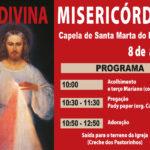 Corroios: Festa da Divina Misericórdia em Santa Marta do Pinhal é animada pela Canção Nova