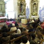 """""""Com Arte e com Alma"""": Os estuques em homenagem à Virgem no tecto da Igreja da Arrentela"""