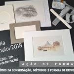 Centro de Documentação promove formação sobre conservação documental