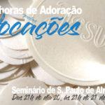 Semana de Oração pelas Vocações: Visitas a Paróquias e 24h de Adoração pelas Vocações