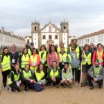 Fraternidade Nuno Álvares: Núcleo de Sesimbra peregrinou do Cabo Espichel a Fátima