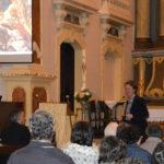 """Conferência """"Luz na Escuridão: """"Um ícone é a teologia rezada e pintada"""""""