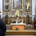 D. José Ornelas presidiu à Eucaristia de celebração do 9.º aniversário da GNR de Setúbal