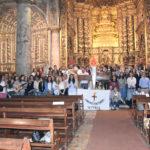 Convívios Fraternos: 50 anos – Cruz Peregrina chegou à Diocese sadina