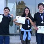 Externato Diocesano ganha medalha de prata nas Olimpíadas de Física