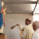 Charneca de Caparica: Receção, bênção e coroação da imagem de Nossa Senhora da Rosa