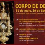 Igreja de Setúbal celebra a solenidade do Corpo de Deus