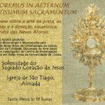 """Instituto Hesed: Catequese """"A Arte da Prata, as Custódias e a Devoção Eucarística"""""""