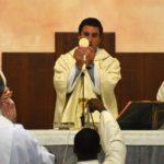Missa Nova do Padre João Paulo Duarte realizou-se no Santuário de Cristo Rei