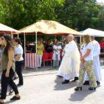 Santa Casa da Misericórdia do Barreiro em dia de festa com a presença de D. José Ornelas