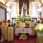 Bispo de Setúbal presidiu à Eucaristia festiva da Solenidade de Nossa Senhora do Carmo no 43.º aniversário da criação da Diocese de Setúbal