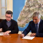 Reabilitação do Santuário do Cabo Espichel: Confraria de Nossa Senhora do Cabo e Município de Sesimbra assinaram protocolo de cooperação