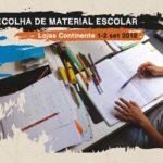 Cáritas: Campanha de Recolha de Material Escolar inicia a 01 de setembro