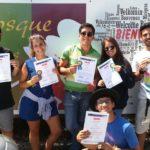 Palhais/Santo António: Jovens participaram em intercâmbio juvenil em Espanha